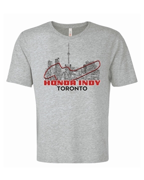 Picture of Honda Indy Map T-Shirt