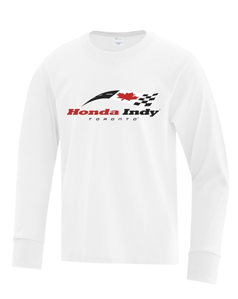Picture of Honda Indy Long Sleeve Tee